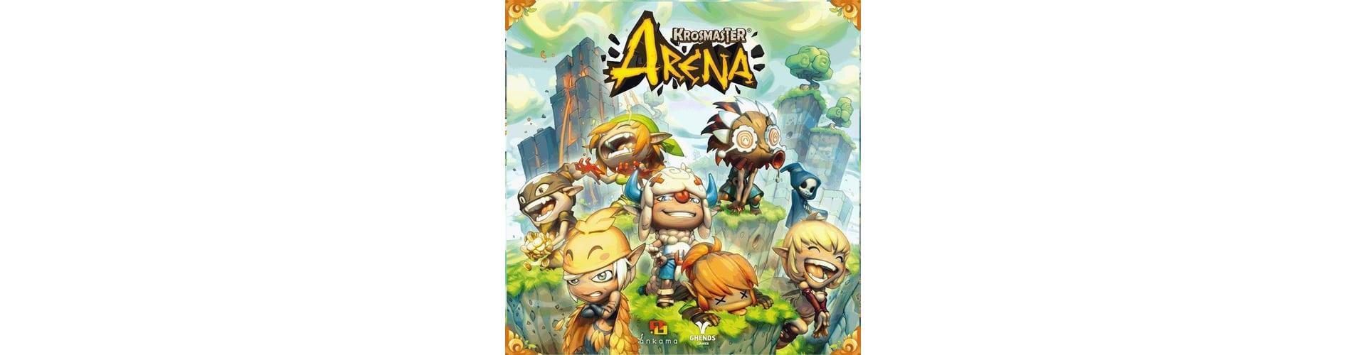 Krosmaster: Arena обзор игры