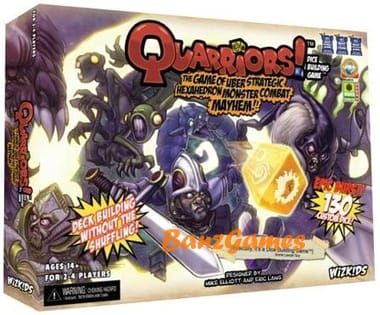 """""""Кворриорс (Quarriors!)"""