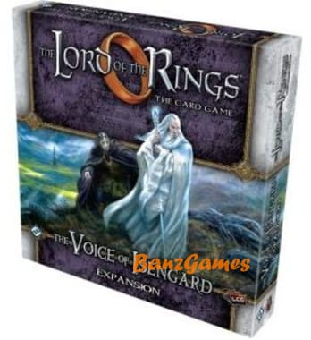 The Lord of the Rings: The Card Game - The Voice of Isengard (Deluxe)