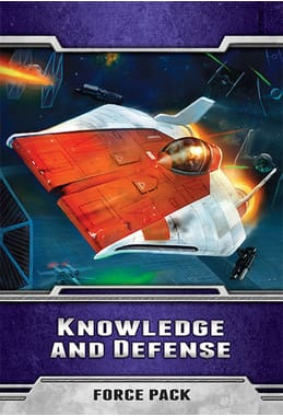 Star Wars: The Card Game - Knowledge and Defense (дополнение)