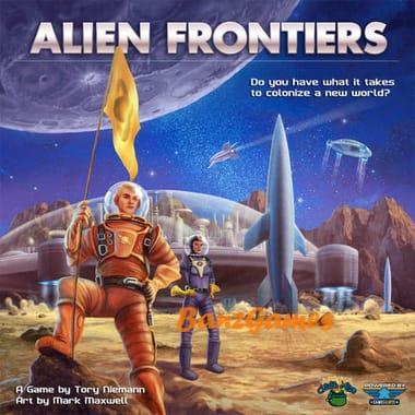 Alien Frontiers (3-е издание)