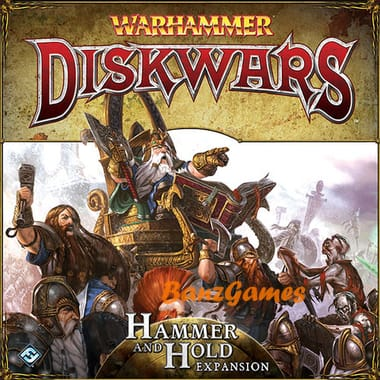 Warhammer: Diskwars-Hammer and Hold
