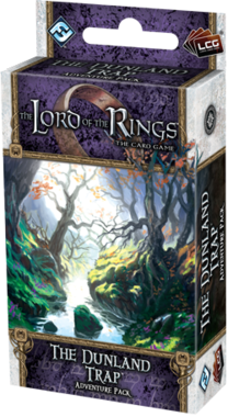 The Lord of the Rings: The Card Game -The Dunland Trap