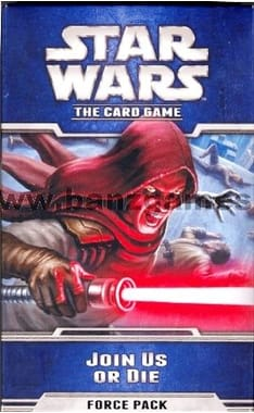 Star Wars: The Card Game - Join Us or Die Force  (дополнение)