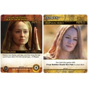 The Lord of the Rings: The Two Towers Deck-Building Game – Eowyn  (дополнение)