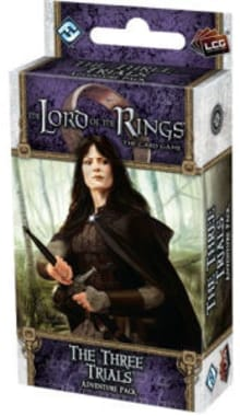 The Lord of the Rings: The Card Game - The Three Trials