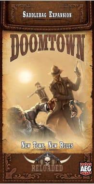 Doomtown: Reloaded-New Town, New Rules Saddlebag