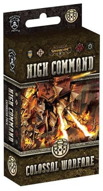 Warmachine: High Command – Colossal Warfare
