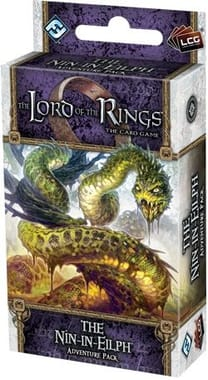 The Lord of the Rings: The Card Game -The Nin-in-Eilph (дополнение)