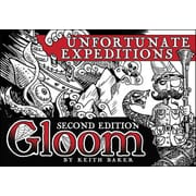 Gloom (Second Edition) - Unfortunate Expeditions (дополнение)