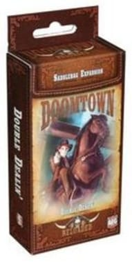 Doomtown: Reloaded - Saddlebag 2 Double Dealin'