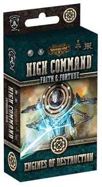 High Command - Faith and Fortune: Engines of Destruction (дополнение)