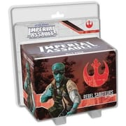 Star Wars: Imperial Assault - Rebel Saboteurs Ally Pack (дополнение)