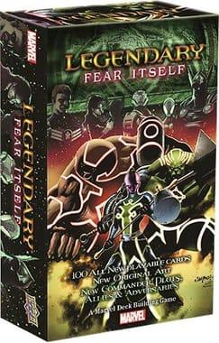 Legendary Marvel Deckbuilding Game: Villains - Fear Itself