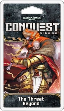 Warhammer 40 000: Conquest - The Threat Beyond (дополнение)