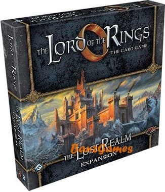 The Lord of the Rings: The Card Game - The Lost Realm Deluxe Expansion (дополнение)