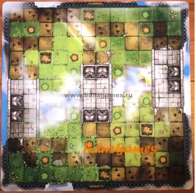 Игровое поле № 2 для Krosmaster: Arena