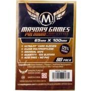 Протекторы для 7 Wonders  Maydaygames Magnum Premium - 65 x 100MM (80 шт)