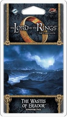 The Lord of the Rings: The Card Game - The Wastes of Eriador (дополнение)