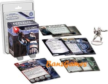 Star Wars: Imperial Assault - Kayn Somos Villain Pack (дополнение)