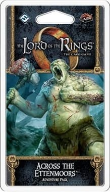 The Lord of the Rings: The Card Game - Across the Ettenmoors  (дополнение)