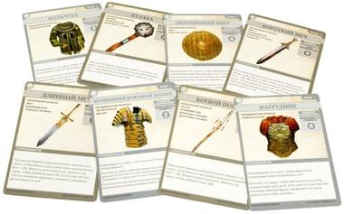 Pathfinder. Карточная игра. Возвращение Рунных Властителей. Стартовый набор + Всесожжение (дополнение)