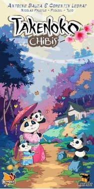 Takenoko: Chibis (Такеноко: Крошка-панда)