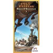 Colt Express: Horses & Stagecoach (дополнение)
