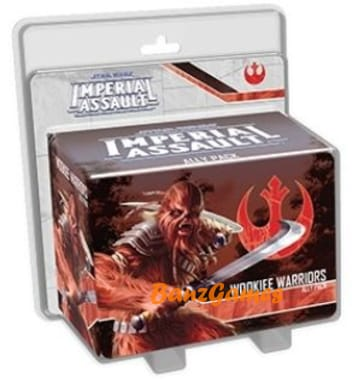 Star Wars: Imperial Assault - Wookiee Warriors Ally Pack (дополнение)