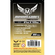 "Протекторы Mayday Games ""Space Alert"" & ""Dungeon Petz"" Card Sleeves 61 x 103мм  (100шт)"