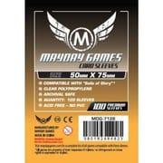 Протекторы Mayday Games 50 x 75 мм  (100шт)