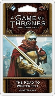 A Game of Thrones: The Card Game (Second edition) – The Road to Winterfell Chapter Pack (дополние)