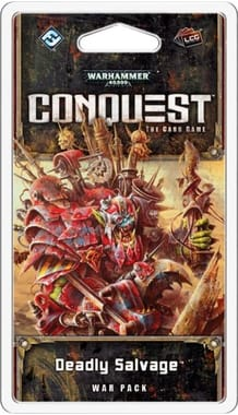 Warhammer 40 000: Conquest - Deadly Salvage War Pack (дополнение)