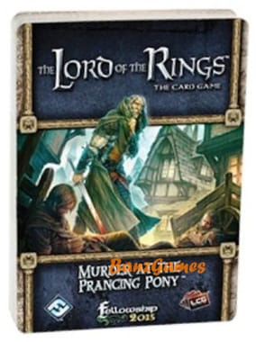 The Lord of the Rings: The Card Game – Murder at the Prancing Pony Adventure Pack (дополнение)