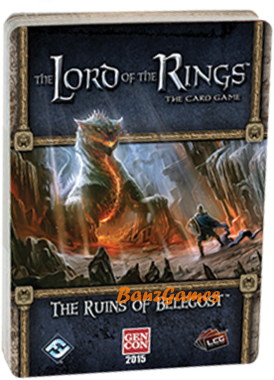 The Lord of the Rings: The Card Game – The Ruins of Belegost Adventure Pack (дополнение)