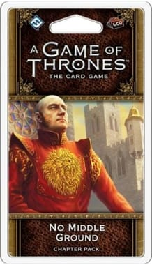 A Game of Thrones: The Card Game (Second edition) – No Middle Ground Chapter Pack (дополнение)
