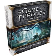 A Game of Thrones: The Card Game (Second edition) –  Wolves of the North Deluxe Expansion (дополнение)