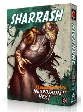 Neuroshima Hex 3.0: Sharrash