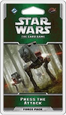 Star Wars: The Card Game - Press the Attack