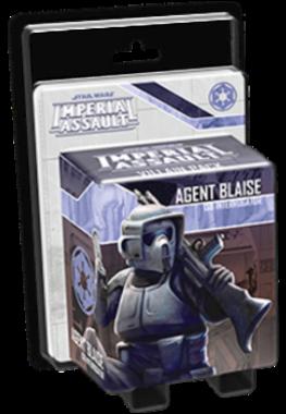 Star Wars: Imperial Assault – Agent Blaise Villain Pack (дополнение)