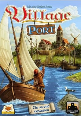 Village Port Expansion (Летопись: Порт, дополнение)