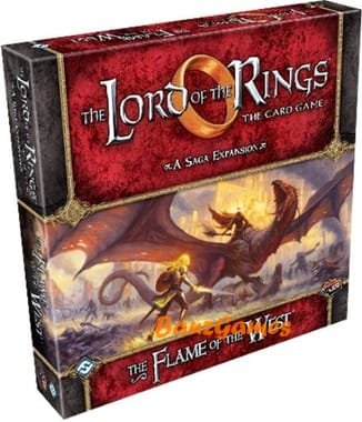 The Lord of the Rings:  The Flame of the West Expansion (дополнение)