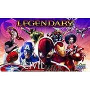 Legendary Marvel Deckbuilding Game: Civil War Expansion (дополнение)
