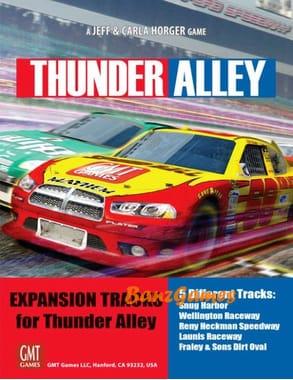 Thunder Alley: Expansion Tracks (дополнительные треки)