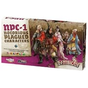 Zombicide: Black Plague - NPC Box - 1
