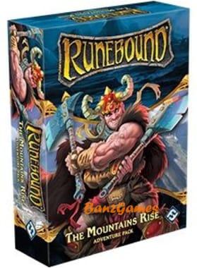 Runebound: The Mountains Rise Adventure Pack (дополнение, третья редакция)