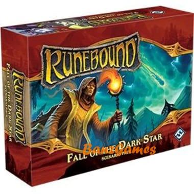 Runebound: Fall of the Dark Star Scenario Pack (дополнение, третья редакция)