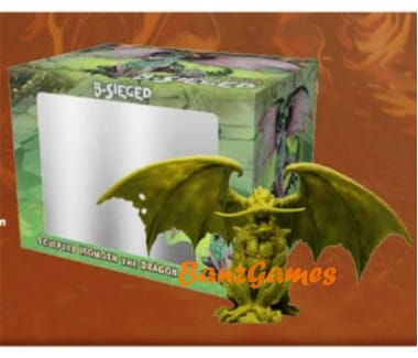 B-Sieged: Ikomoth the Dragon (дополнение)