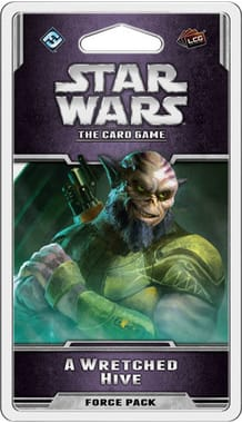 Star Wars: The Card Game – A Wretched Hive Force Pack (дополнение)