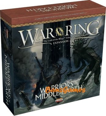 War of the Ring Second Edition Warriors of Middle Earth